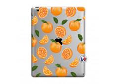Coque iPad 3/4 Retina Orange Gina
