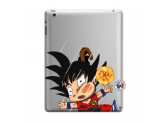 Coque iPad 3/4 Retina Goku Impact