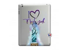 Coque iPad 3/4 Retina I Love New York