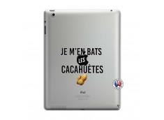 Coque iPad 3/4 Retina Je M En Bas Les Cacahuetes