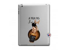 Coque iPad 3/4 Retina Je Peux Pas J Ai Soif