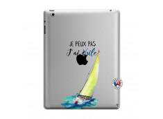 Coque iPad 3/4 Retina Je Peux Pas J Ai Voile