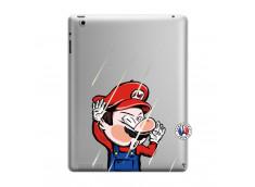 Coque iPad 3/4 Retina Mario Impact
