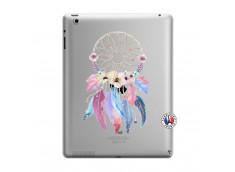 Coque iPad 3/4 Retina Multicolor Watercolor Floral Dreamcatcher