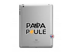 Coque iPad 3/4 Retina Papa Poule