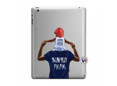 Coque iPad 3/4 Retina Papa Super Heros