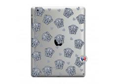 Coque iPad 3/4 Retina Petits Elephants