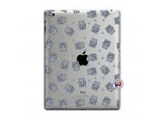 Coque iPad 3/4 Retina Petits Hippos