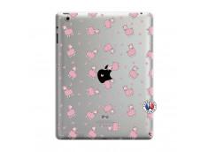 Coque iPad 3/4 Retina Petits Moutons