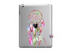 Coque iPad 3/4 Retina Pink Painted Dreamcatcher