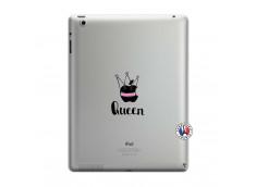 Coque iPad 3/4 Retina Queen