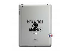 Coque iPad 3/4 Retina Rien A Foot Allez Amiens