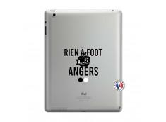 Coque iPad 3/4 Retina Rien A Foot Allez Angers