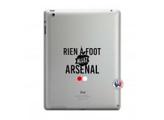 Coque iPad 3/4 Retina Rien A Foot Allez Arsenal