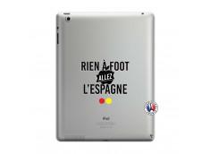 Coque iPad 3/4 Retina Rien A Foot Allez L'Espagne