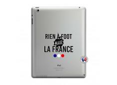 Coque iPad 3/4 Retina Rien A Foot Allez La France