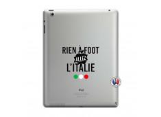 Coque iPad 3/4 Retina Rien A Foot Allez L'Italie