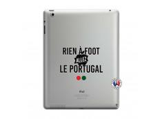 Coque iPad 3/4 Retina Rien A Foot Allez Le Portugal