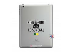 Coque iPad 3/4 Retina Rien A Foot Allez Le Senegal