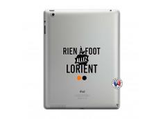 Coque iPad 3/4 Retina Rien A Foot Allez Lorient