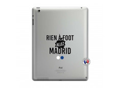 Coque iPad 3/4 Retina Rien A Foot Allez Madrid