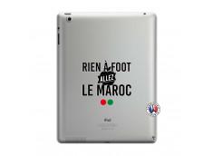 Coque iPad 3/4 Retina Rien A Foot Allez Le Maroc