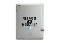 Coque iPad 3/4 Retina Rien A Foot Allez Marseille