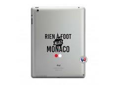 Coque iPad 3/4 Retina Rien A Foot Allez Monaco