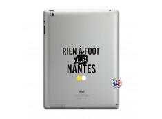 Coque iPad 3/4 Retina Rien A Foot Allez Nantes