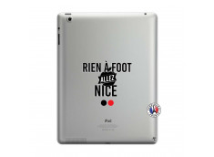 Coque iPad 3/4 Retina Rien A Foot Allez Nice