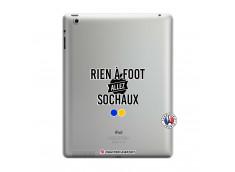 Coque iPad 3/4 Retina Rien A Foot Allez Sochaux