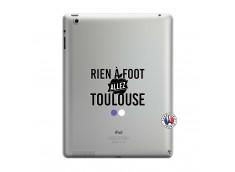 Coque iPad 3/4 Retina Rien A Foot Allez Toulouse
