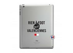Coque iPad 3/4 Retina Rien A Foot Allez Valenciennes