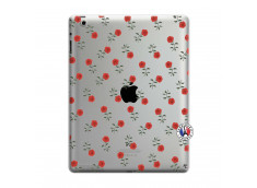 Coque iPad 3/4 Retina Rose Pattern