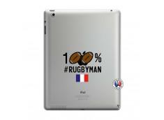 Coque iPad 3/4 Retina 100% Rugbyman