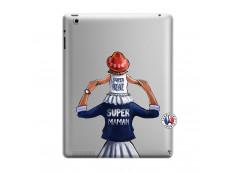Coque iPad 3/4 Retina Super Maman Et Super Bébé