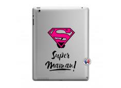 Coque iPad 3/4 Retina Super Maman