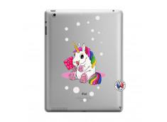 Coque iPad 3/4 Retina Sweet Baby Licorne