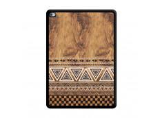 Coque iPad AIR 2 Aztec Deco Noir