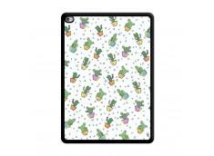 Coque iPad AIR 2 Le Monde Entier est un Cactus Noir