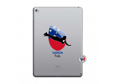 Coque iPad AIR 2 Coupe du Monde Rugby-Samoa
