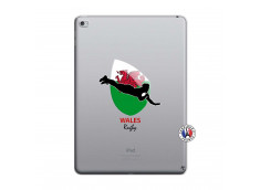 Coque iPad AIR 2 Coupe du Monde Rugby-Walles