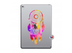 Coque iPad AIR 2 Dreamcatcher Rainbow Feathers