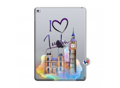 Coque iPad AIR 2 I Love London