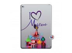 Coque iPad AIR 2 I Love Moscow