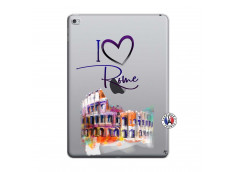 Coque iPad AIR 2 I Love Rome
