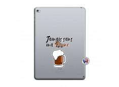 Coque iPad AIR 2 Jamais Sans Ma Brune