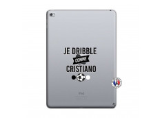 Coque iPad AIR 2 Je Dribble Comme Cristiano