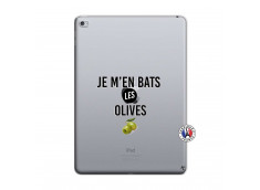 Coque iPad AIR 2 Je M En Bas Les Olives