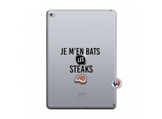 Coque iPad AIR 2 Je M En Bas Les Steaks